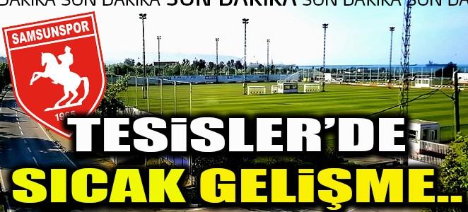 NURİ ASAN TESİSLERİNDE SICAK GELİŞME..