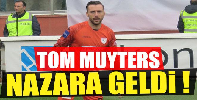 TOM MUYTERS NAZARA GELDİ
