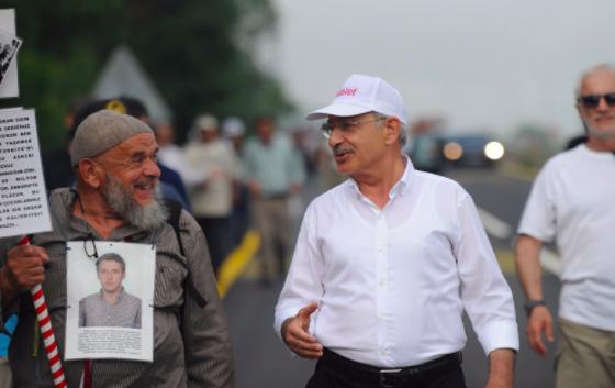Adalet Yürüyüşüne Saldıracakların Kimlikleri Belirlendi
