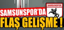 SAMSUNSPOR'UN GOLCÜSÜ GERI DÖNÜYOR