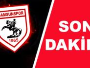 O Futbolcular Samsunspor'u Tff'ye Verdi!!