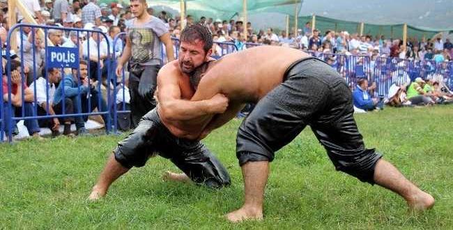 Tekkeköy'de Yağlı Güreşler başlıyor