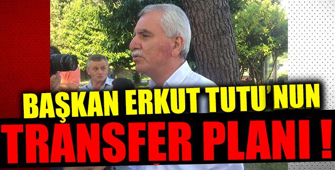 İŞTE SAMSUNSPOR'UN TRANSFER PLANI