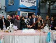 """Atakum'da 24 Kasım kutlaması; Başkan Taşçı; """"Öğretmenler, kıymetlilerimiz.."""""""
