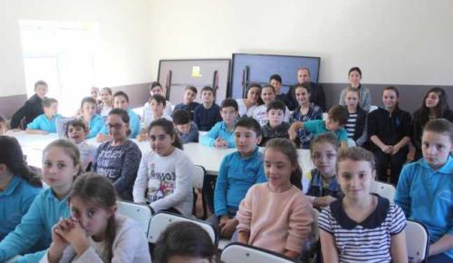 Tekkeköy'de Geri dönüşüm projesi meyvelerini veriyor