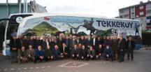 Başkan Togar, Muhtarları Çanakkale ve Bursa'dan oluşan geziye uğurladı
