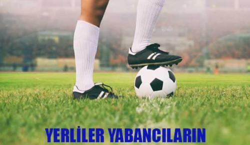 Ligde forma giyen 397 futbolcunun 229'u yabancı …