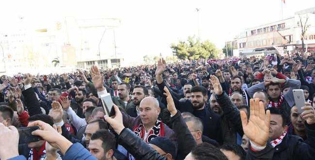 Başkan Togar'dan Samsunspor'a büyük destek