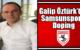 GALİP ÖZTÜRK'TEN SAMSUNSPOR'A BİR JEST DAHA