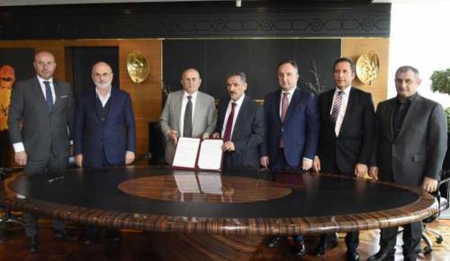 Tekkeköy'de En Gelişmiş Mesleki Teknik Anadolu Lisesi Yapılıyor