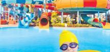 Atakum'da dev proje, Aqua Park inşaatı başladı