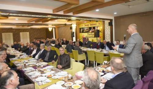 """Başkan Togar, """"Samsun'un en başarılı ilçe belediyesiyiz"""""""