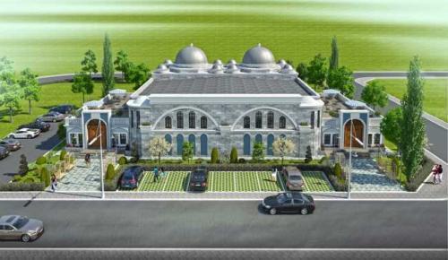Tekkeköy Osmanlı Hamamı İnşaatı Başladı