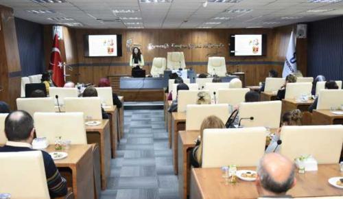 "Tekkeköy 'de ""Sağlıklı Beslenme ve Obezite"" konulu konferans"