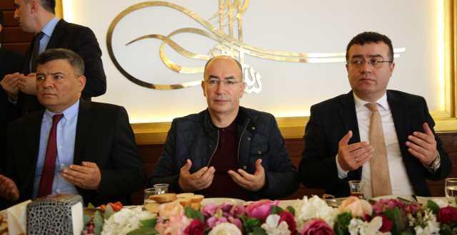 Atakum'da avuçlar Afrin için yükseldi