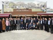 Tekkeköy Cumhurbaşkanını Karşılamaya Hazır