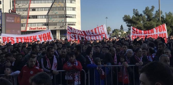 SAMSUNSPOR'A MÜTHİŞ SABİT GELİR PROJESİ