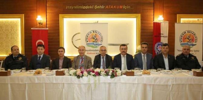 Polis Teşkilatı Atakum'da buluştu