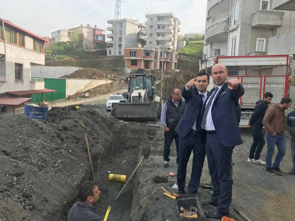 Kutlukent halkının mağduriyetleri ortadan kaldırıldı