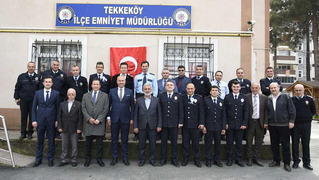 Başkan Togar, Türk Polis Teşkilatının Kuruluş yıl dönümünü kutladı