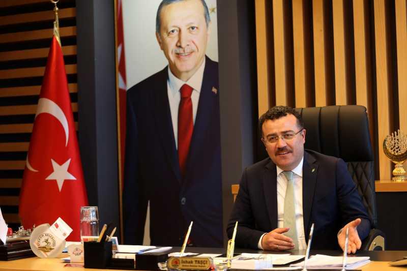 """Taşçı'nın hedefi büyük… """"Türkiye'nin yıldızı olacağız.."""""""