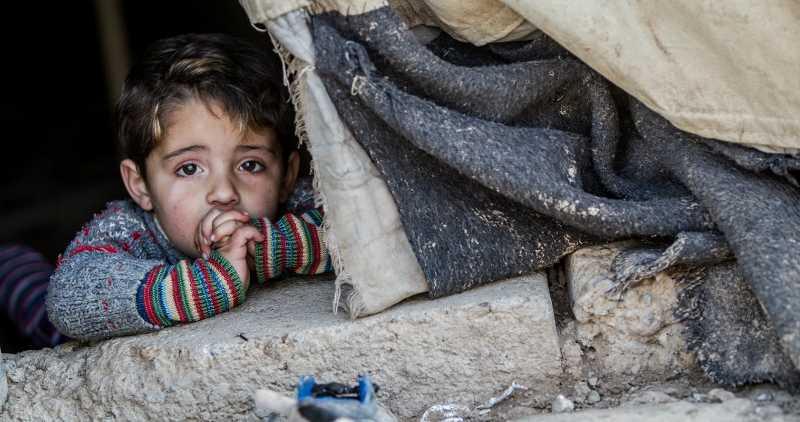 Atakum Belediyesi Hayır Çarşısı, Afrin'deki çocuklar için harekete geçti