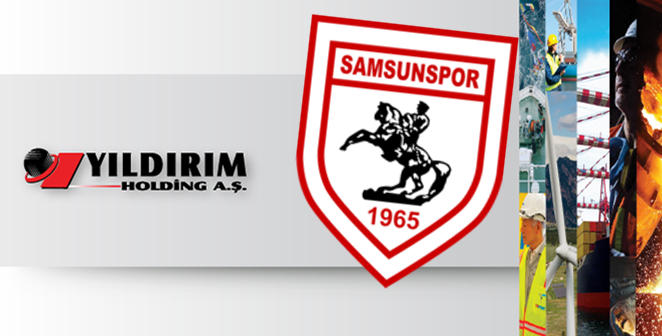 SAMSUNSPOR'A DEV FİNANSAL DESTEK..
