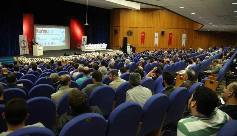 Canik'ten Kur'an ve Hayat toplantısı