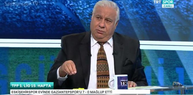 HAYRİ ÜLGEN AÇIKLADI.. SAMSUNSPOR'UN YENİ BAŞKANI