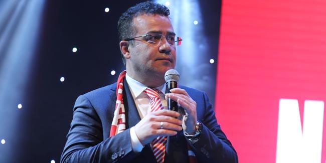 Samsunspor Çalıştayı Mayıs Ayında