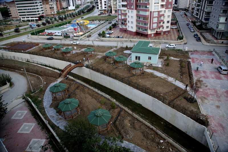 Proje kenti Atakum