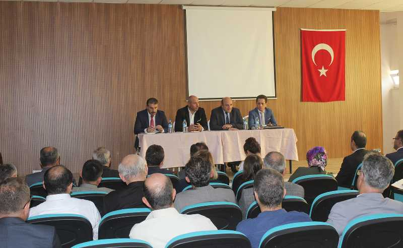 Tekkeköy'ün Eğitimi Masaya Yatırıldı