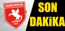 Yılport Samsunspor'da Flaş Ayrılık