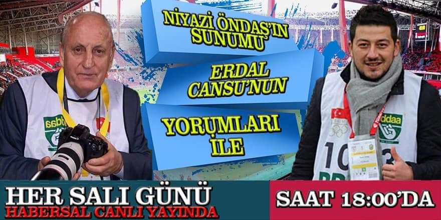 SAMSUNUN SESİ BUGÜN SAAT 18.00 DE SİZLERLE