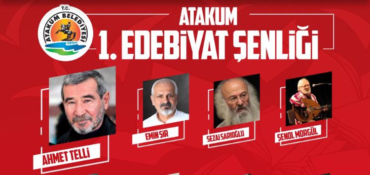 Atakum'da Edebiyat rüzgarı