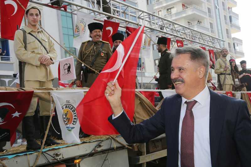Başkan Av. Cemil Deveci: Türk Milleti eşsiz bir bağımsızlık mücadelesi verdi