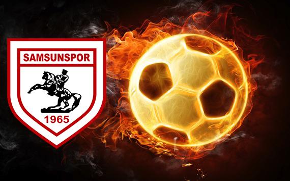 Samsunspor'un yeni transferi Samsun'da