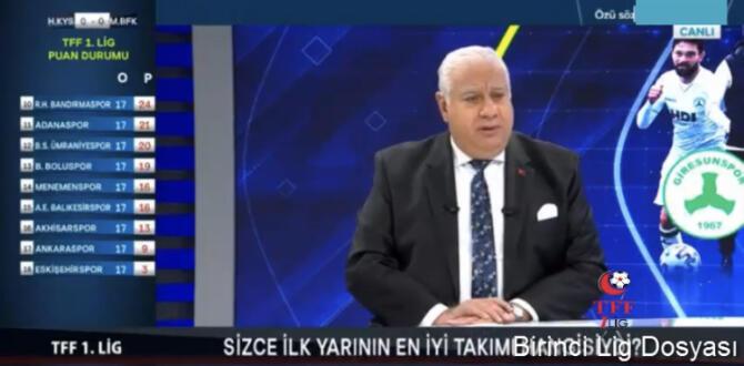 HAYRİ ÜLGEN'DEN FLAŞ HAKEM YORUMLARI