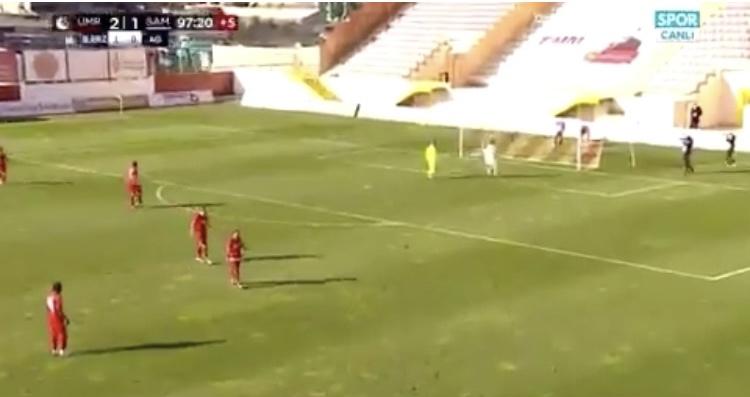 Samsunspor'dan maç tekrarı açıklaması