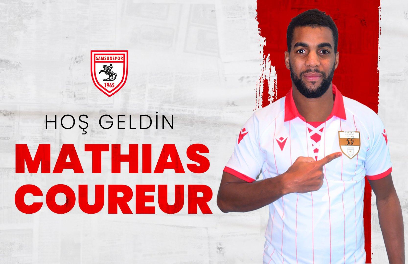 Mathias'dan ilk Samsunspor açıklaması