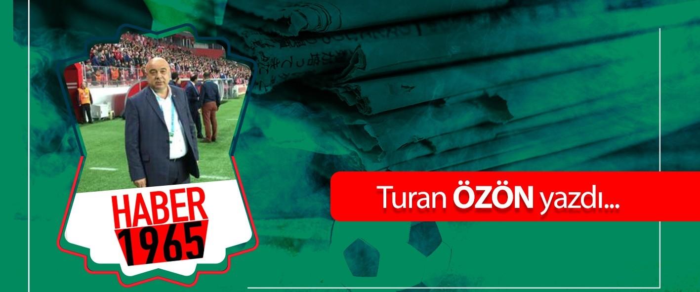 Samsunspor'un Muhteşem Başarısı