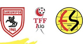 Samsunspor ve Eskişehirspor'da eksik oyuncular var!