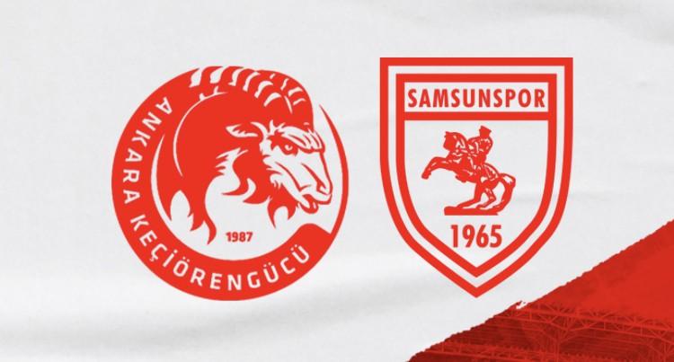 Samsunspor'un Kadrosunda Sürpriz Değişiklik