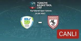 Lider Samsunspor'un maçını canlı izle