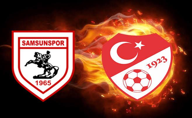 TFF'den Samsunspor Açıklaması