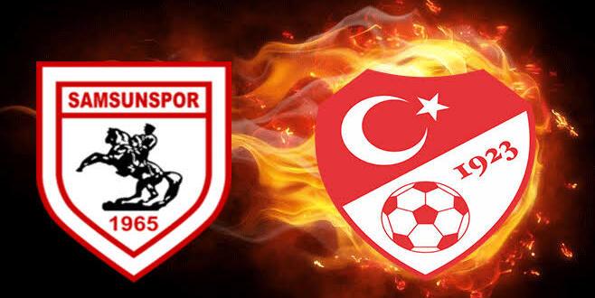 Samsunspor'a ve Ertuğrul Sağlam'a Ceza Kapıda