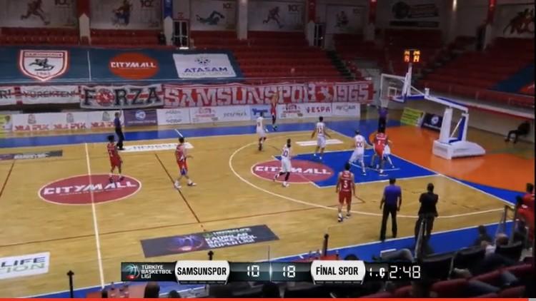 Samsunspor-Final Okulları Canlı İzle