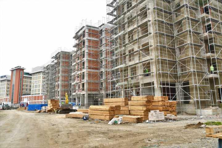 Canik'te kentsel dönüşüm hızlandı