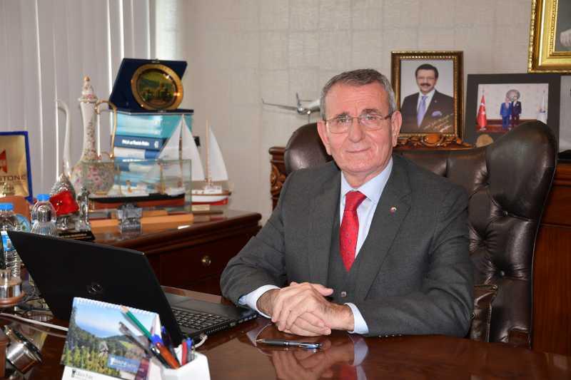 """Samsun  TSO Başkanı Murzioğlu: """"Fırsattan yararlanın"""""""