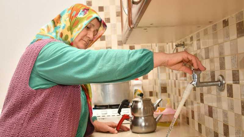 Bafra ve Alaçam'da su sorunu çözüldü